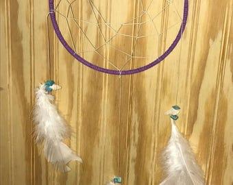 Large purple dreamcacher