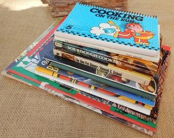 Lot of 14 Recipe and Cook Books  ~  Cook Books  ~  Recipe Books