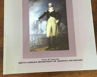 Book, Vintage Book, South Carolina in 1791: George Washington's Southern Tour