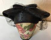 Vintage 1940s 30s 40s Hat...