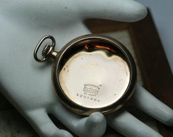Vintage GF Pocket Watch Case - Parts, Repair or Crafting