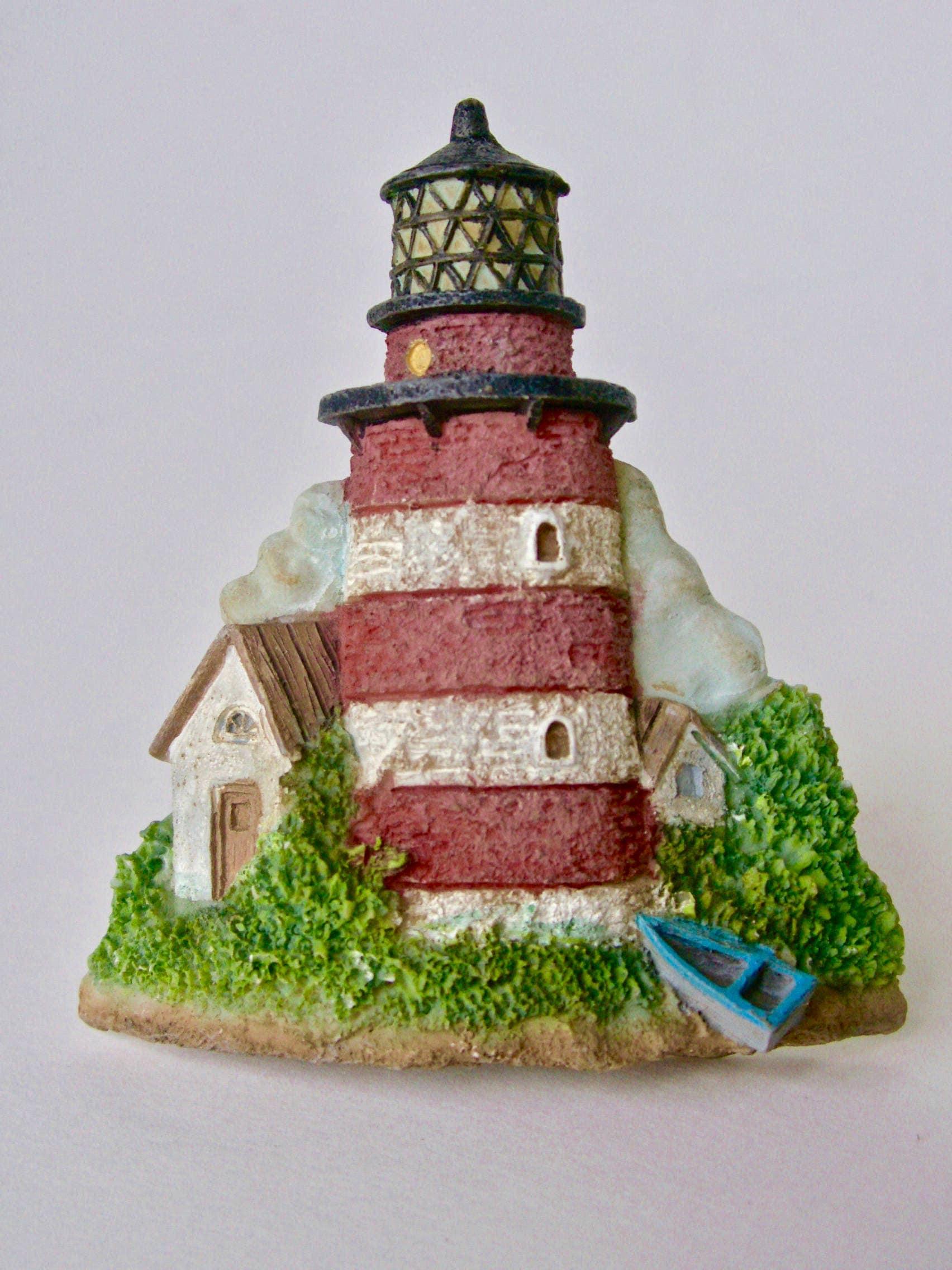 Lighthouse Drawer Pulls Cabinet Knobs Figural Resin Light House ...