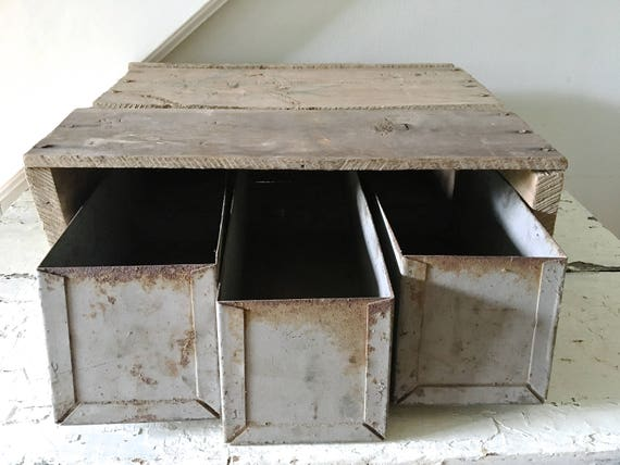 metal storage cubby vintage metal cubbies industrial storage rustic wood metal 23290