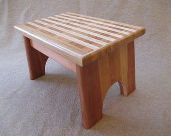Handcrafted solid Wood Step Stool & Wood step stool | Etsy islam-shia.org