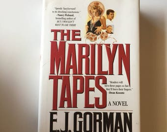 The Marilyn Tapes by Ed Gorman (1994, Hardcover)