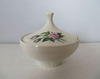 Rose Jewelry Bowl - Catch All Bowl