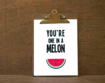 Watermelon Printable Wall Art, Crafter Gift, Inspirational Wall Art, Teen Girl Room Decor, Dorm Wall Art, Motivational Wall Decor, Printable