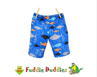 Boys Shorts Sewing Pattern. pdf Sewing patterns, Boys Sewing Patterns. Toddler Shorts Pattern. Toddler Sewing Patterns, Pants Pattern Finley
