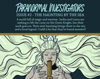 Paranormal Investigators Issue 2