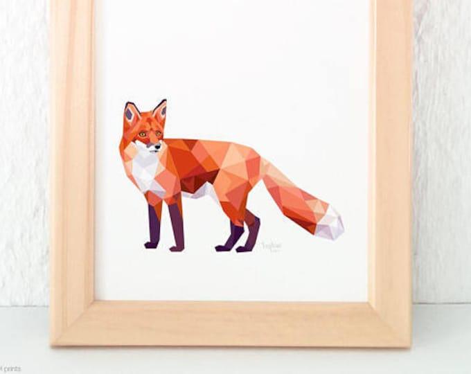 Custom order Fox, Digital copy