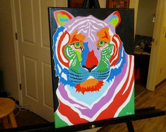 Boo Yah Tiger (Original)
