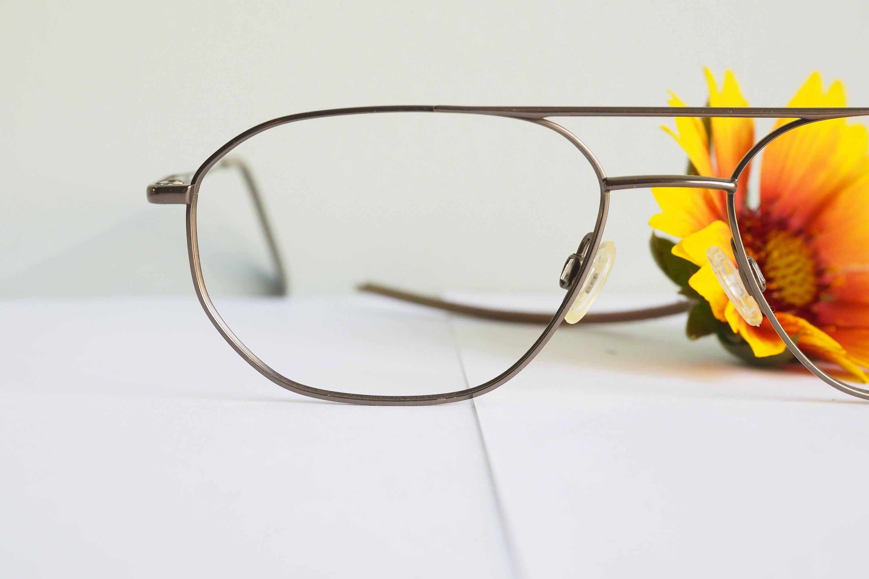 Vintage 1990\'s Aviators All Metal Frames New Old stock Glasses ...