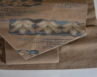 Nagoya obi, vintage Japanese kimono sash
