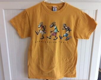 Appalachian trail t shirt size small joe t shirt duck.com the duck co