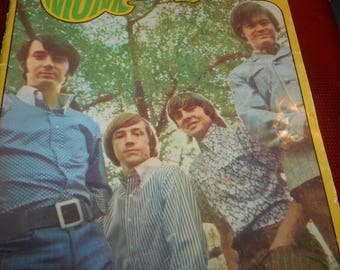 Monkee's souvenir song album from the 1960's wonderful piece of American history