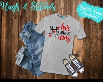 Love Always Wins Shirt