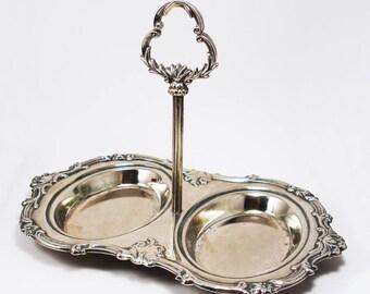 DIY -- Relish Tray -- Jewelry Tray -- Soap Dish -- Catch All