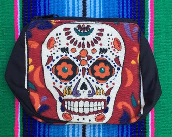 Day of the Dead - Coin Purse - Pouch