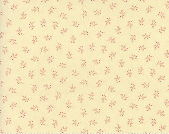 Collections - COMPASSION - Ivory Pepper -One Half Yard - #46257-19 - by Howard Marcus -Civil War -Shirtings -Reproduction-Multiple Sclerosis