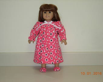 American girl doll Night gowns