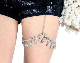 Rosalind Thigh Chain