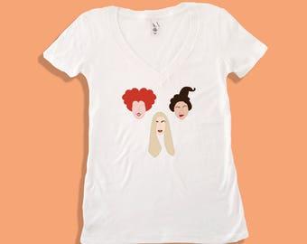 hocus pocus shirt - hocus pocus costume - hocus pocus halloween costume - hocus pocus tshirt - sanderson sisters halloween costume