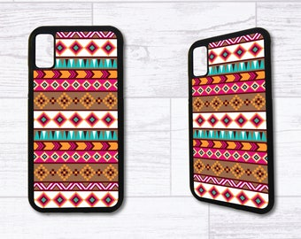 Colorful Tribal Phone Case - iPhone 7/8 - iPhone 7/8 PLUS - iPhone X - CPC0024