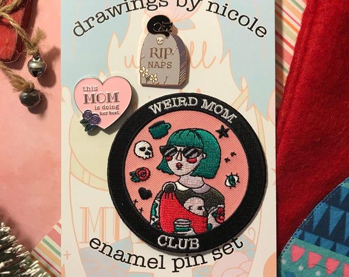 Pin pack set 4