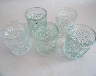 Wexford shot glasses Fantastic condition