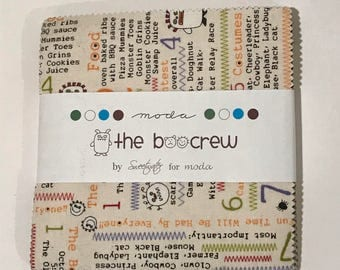 The Boo Crew Charm Pack