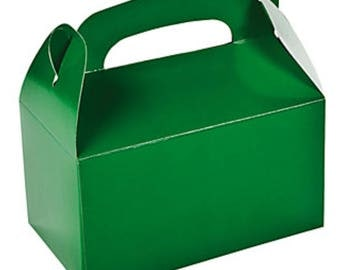 4 boxes United way silverwear Green