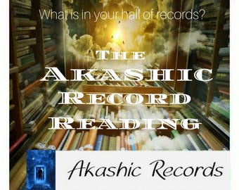 AKASHIC RECORD PSYCHIC Reading ~ By Mermaids & Witches ~ Includes a digital download