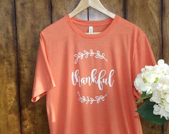 "Boutique ""Thankful"" Tee"
