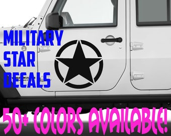 Jeep Hood Decal Etsy - Overnight decals from japan