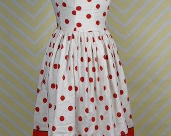 1950s Cole of California dress