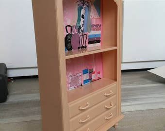Vintage My Scene My Boutique Sideboard in Pink