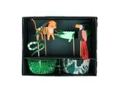 Go Wild! Cupcake Kit with Toppers, Baking Supplies, Cake Decorating, Meri Meri, Party Supplies