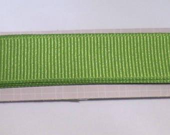Green Ribbon Rayher plain 90cm creating jewelry, scrapbooking