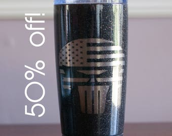 Sample Sale!  Punisher Coffee Mug