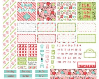 Happy Planner Mini Weekly Kit- Be Jolly