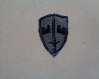 Vietnam era Sword patch number 152