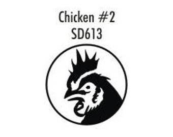 Stock Chicken #2  (SD613)