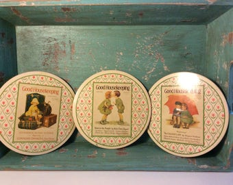 Vintage Good Houskeeping Hot Plate Trivets