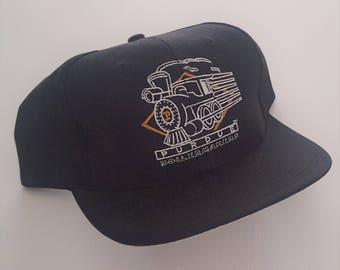 Vintage Purdue Boilermakers Snapback Hat NCAA VTG