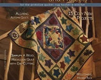 Primitive Quilts and Projects - 2013 Fall Issue