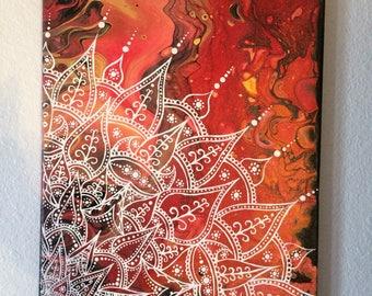 Paint pour mandala