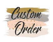Custom Order for Mandi - Dreamcatcher Invitation and Coordinating Thank You Card