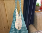 Large slouch lined bag