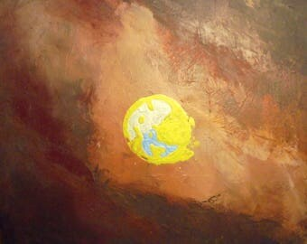 Zen- Original Acrylic Painting