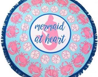 Mermaid -Beach Towel